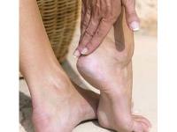 用腳跟走路能延年益壽