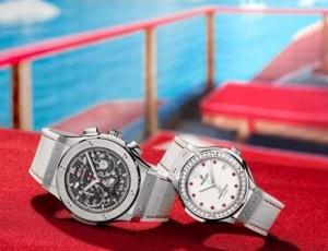 HUBLOT限量版腕錶