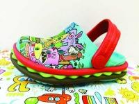 Crocs塗鴉鞋細路必愛