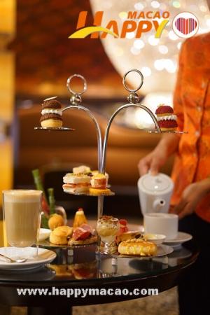 寫意茶聚 紳士及淑女下午茶套餐