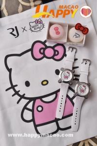 RJ X Hello Kitty腕錶 限量76枚