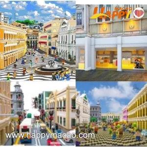 澳門首間LEGO認證專門店6號開幕