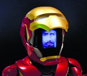 Ubtech可將任何人化身Iron Man