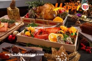 貝隆聖誕新年饗宴
