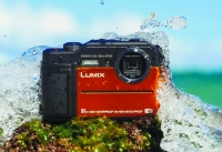 Lumix DC-TS7下水又抗寒