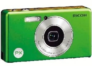 Ricoh PX潛影泳照