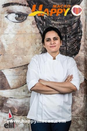 2019年度 elit Vodka 亞洲最佳女廚師奬
