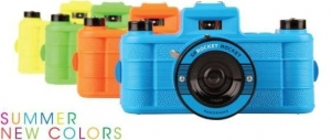 螢光色特別版LOMO相機SuperPop!