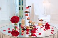 浪漫玫瑰下午茶