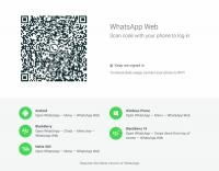 WhatsApp 電腦版