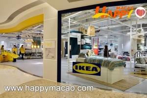 澳門IKEA吃喝買