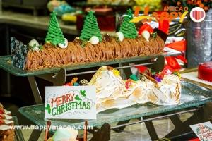 金沙度假區聖誕及新年饕餮盛宴