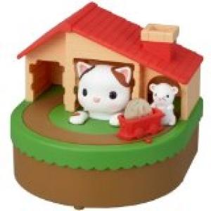 小偷老鼠銀行小花貓