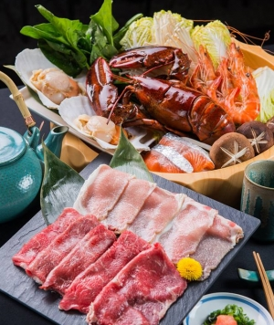 春季静岡自助晚餐