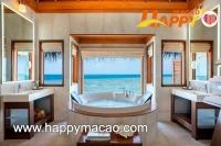 令人驚艷的浴場與景致的住宿