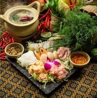 暹邏泰好味自助晚餐