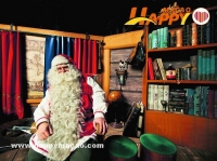 芬蘭旅遊局送聖誕大獎