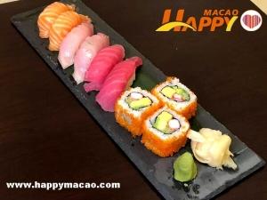11月限定即點即做壽司定食
