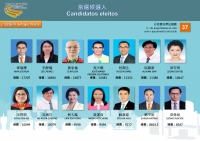 立法會十四直選議員誕生