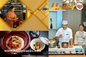 享懷石料理學日本餐飲禮儀