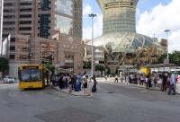 亞馬喇前地整治巴士路線調整停靠