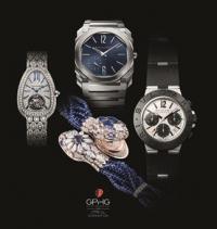 BVLGARI參賽作品全數晉身日內瓦鐘錶大賞決賽