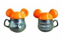 PORTER再聯乘Medicom Toy製馬克杯