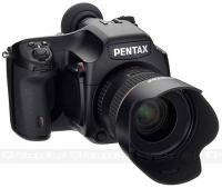 Pentax 645D 強勢推出
