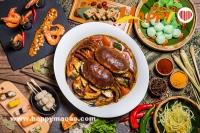 亞洲美食巡禮自助餐