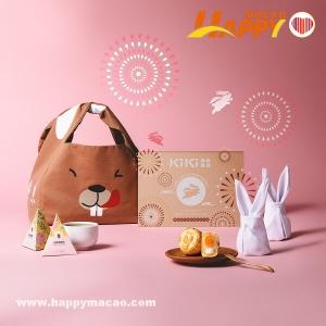 KiKi台式口味月餅禮盒