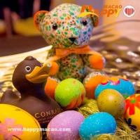 復活節獨家珍藏版熊與鴨