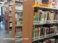 文化局圖書館將試行自助借還