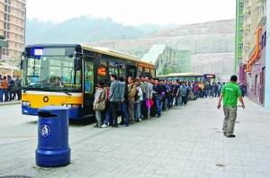 中秋節巴士延長服務時間