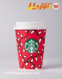 星巴克聖誕紅杯送暖活動