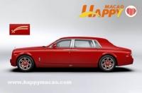澳門將有世界最大規模的勞斯萊斯幻影車隊