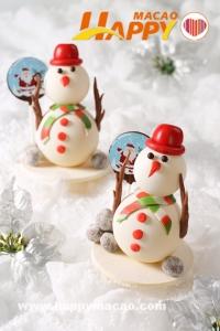 新濠影滙聖誕甜點