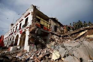 明愛開通捐款渠道助墨西哥災後重建