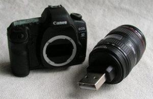 Canon EOS 手指??