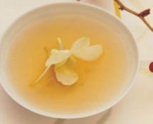 適合在夏天飲用的花茶