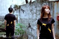 貓T-shirt