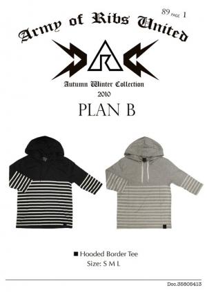 """Ribs 2010秋冬主題""""Plan B"""""""