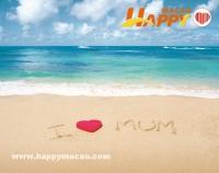 鷺環海天溫馨母親節