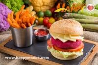 金沙廚藝14食肆有營素食餐單