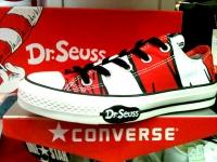 CONVERSE X Dr. Seuss
