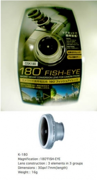 手機180度魚眼鏡