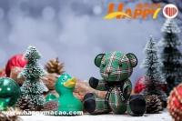 聖誕特別版康萊德小熊及鴨子