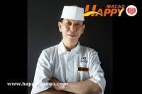 大倉酒店新任行政總廚  著迷烹飪是藝術的主廚