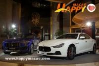 Maserati百年史上首款SUV Levante銀河亮相