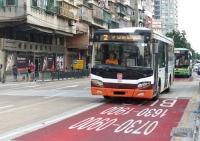 巴士專道週一正式實施亂入罰600