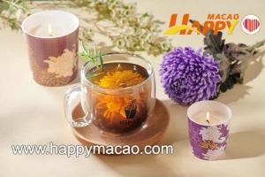 KiKi茶 X 上海灘推出浮花茶飲及淡菊香薰